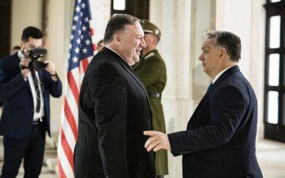 Кой проваля ЕС: Орбан или Меркел?