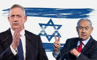 Генералът, който иска да седне в стола на Нетаняху