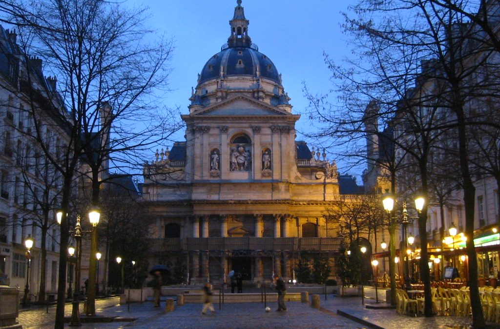 """Есхил в Сорбоната: стъпка към """"диктатурата на идентичността""""?"""