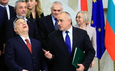 Време разделно в Европейската народна партия