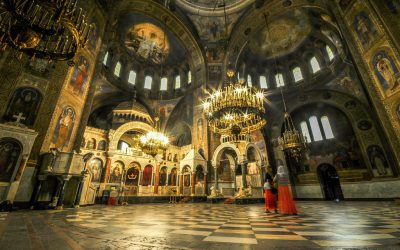 Някои особености на софийския религиозен туризъм