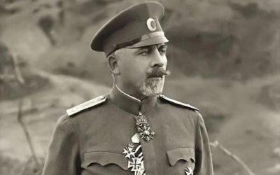 14 май: ген. Владимир Вазов