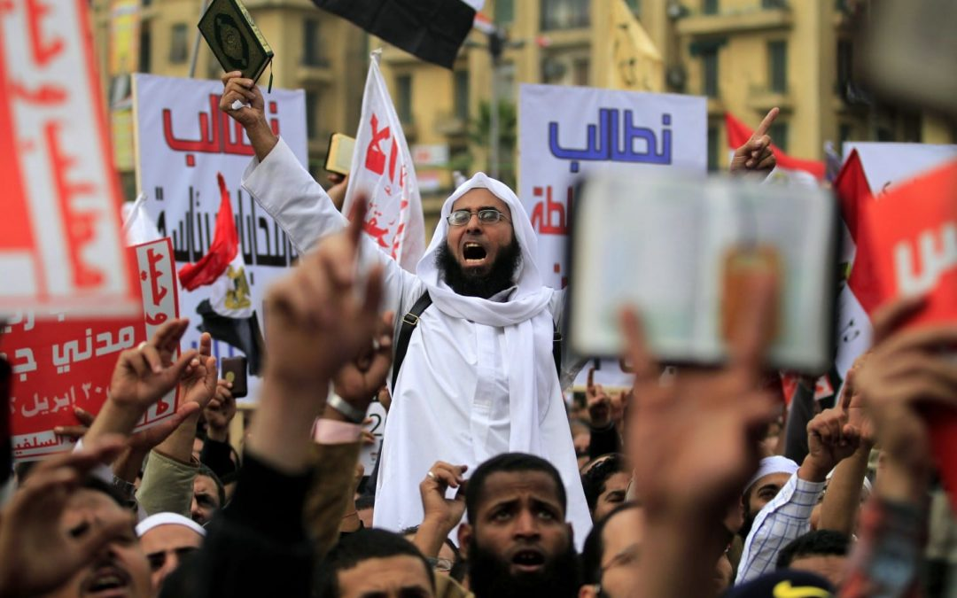 Ислямизмът е най-убийственият и неконтролируем тоталитаризъм на нашето време