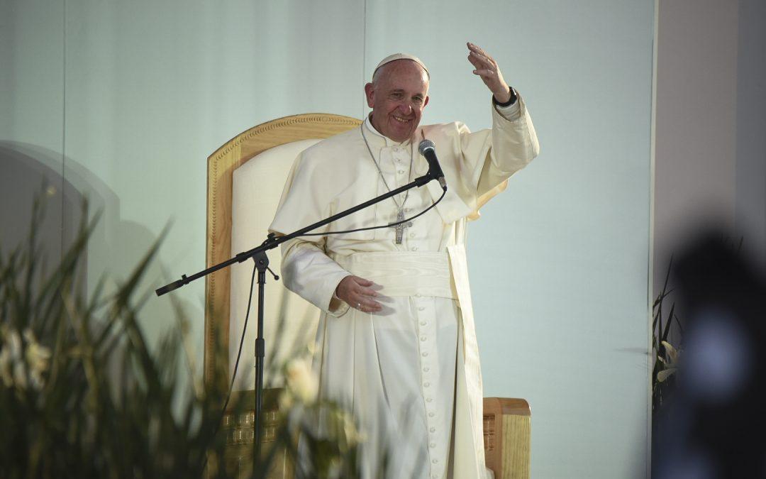Папата не е пънкар
