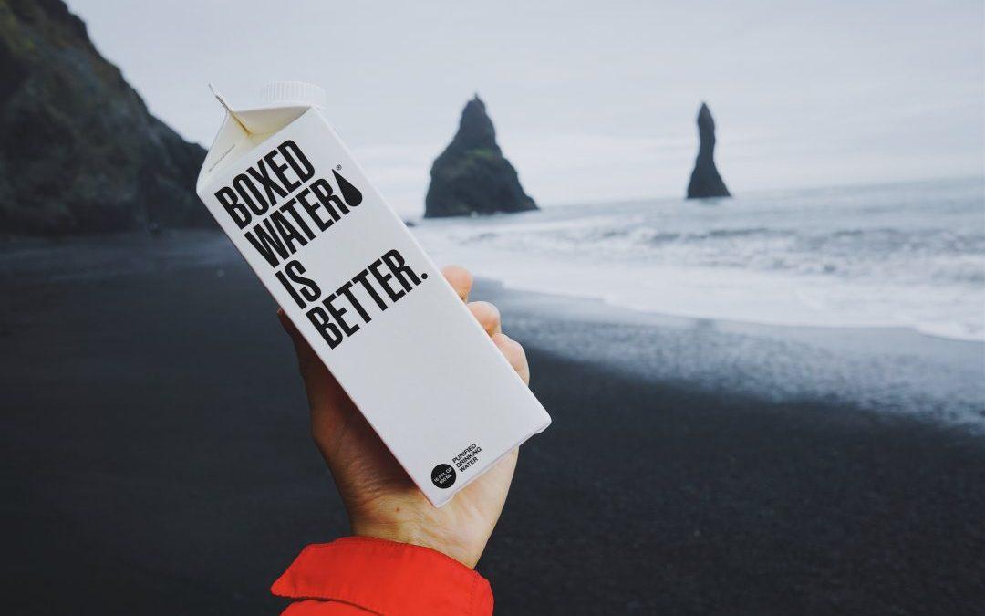Реклама на вода