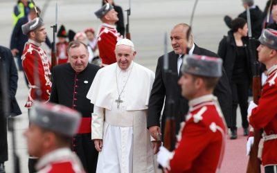 Значението на посещението на папа Франциск