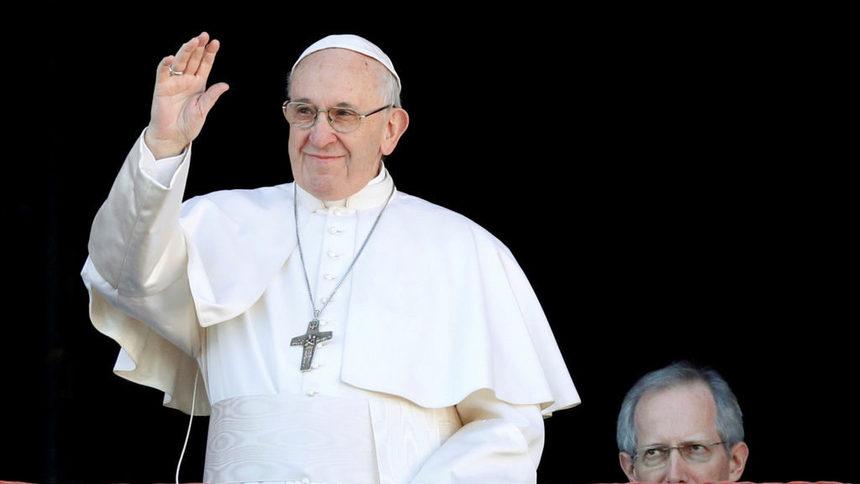 Те използват папата