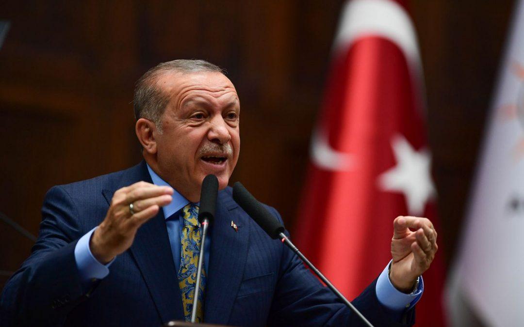 Изхабяването на образа на Ердоган