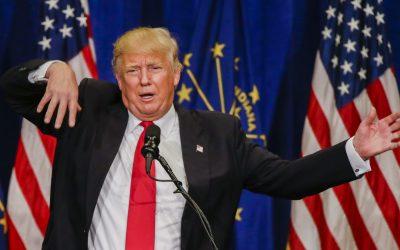 Тръмп е виновен, че е… Тръмп