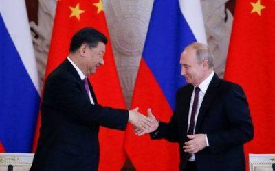 """Ще стане ли Москва """"заложник"""" на Пекин"""