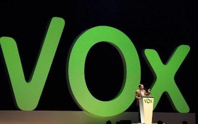 Испанската партия Вокс – безапелационно дясно