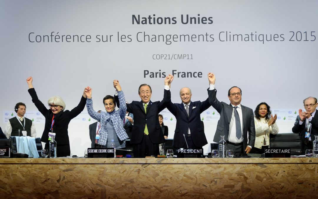 Колко справедливо е Парижкото споразумение за климата?