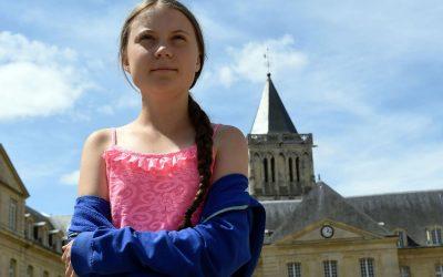 Грета Тунберг и възхищението на тълпите към едно момиче, което не ходи на училище