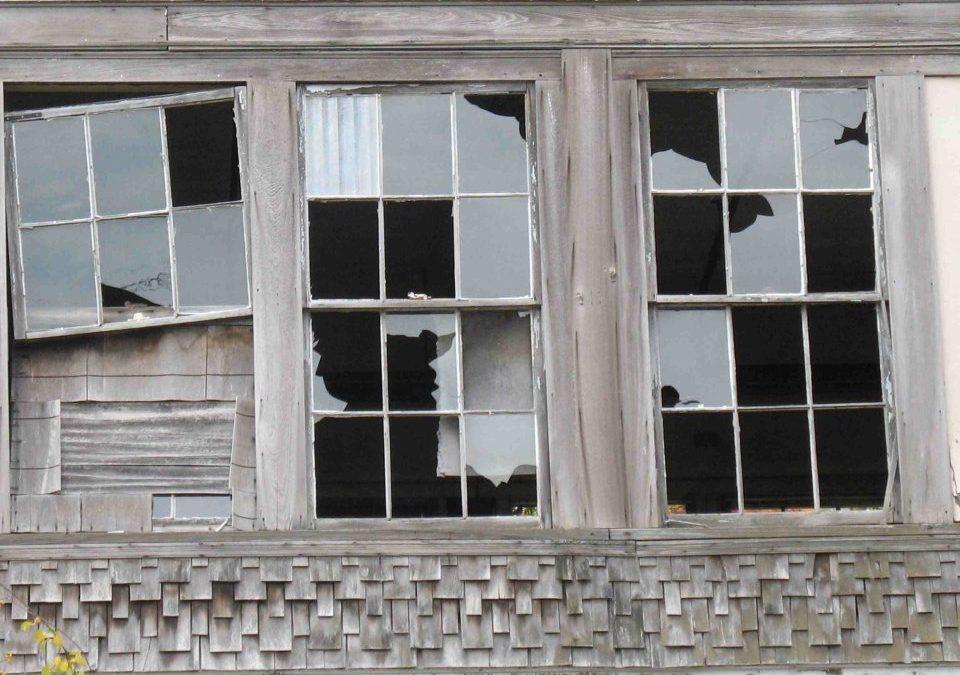 Теорията на счупените прозорци в българското училище