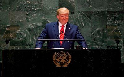 Тръмп: Бъдещето принадлежи на патриотите, не на глобалистите (пълен превод)