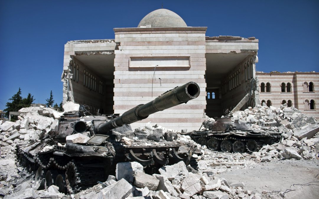 Ситуацията в Сирия (аудио)