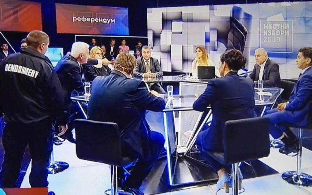 ФриВолен предизборен дебат по БНТ