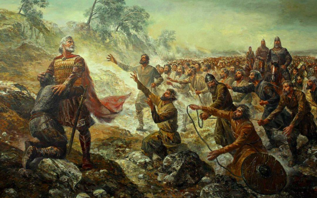 6 октомври: Цар Самуил