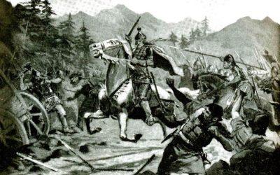 15 октомври – Коронация на Гаврил Радомир