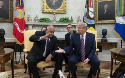 Ретроградният Меркурий бе благосклонен към Борисов в САЩ
