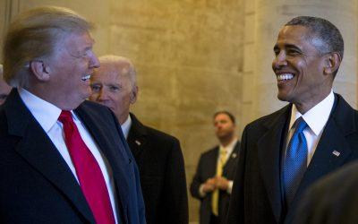Крайнодесният Обама