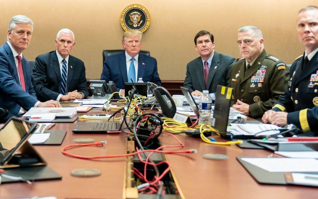 Лош Тръмп, добър Багдади