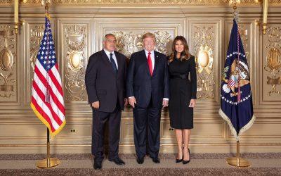 Тръмп – Борисов: За какво трябва да говорим?