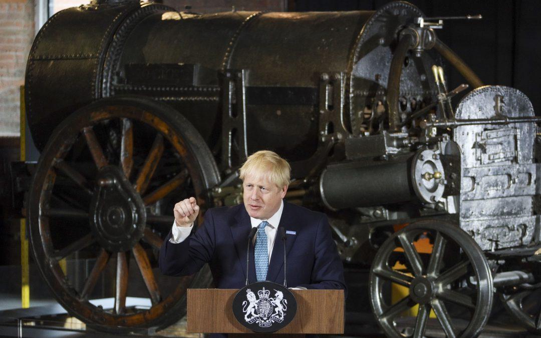 Кой и с какво вдъхновява политика във Великобритания?