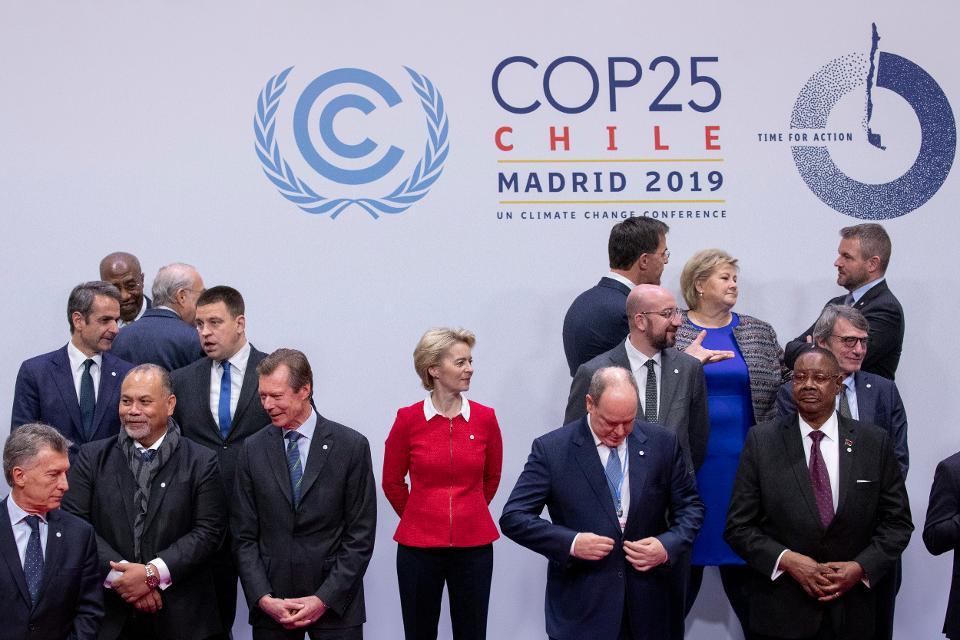 Пет факта за срещата на ООН за климата в Мадрид