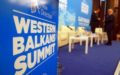 "Видео & Снимки: Конференция ""Западни Балкани"""