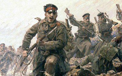 5 октомври: Балканската война