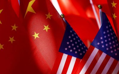 Тукидидовият капан, САЩ и Китай