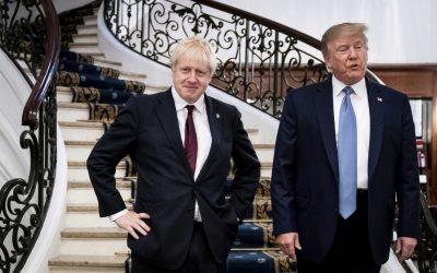 Съвременната консервативна мисъл-Доналд Тръмп и Борис Джонсън