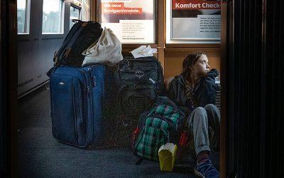 Закъсалият първокласен влак на зеления социализъм
