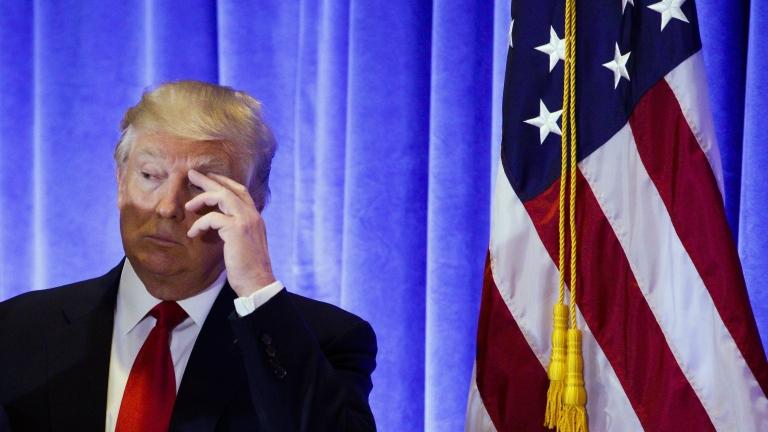 Импчийчмънтът на Тръмп – кон за кокошка