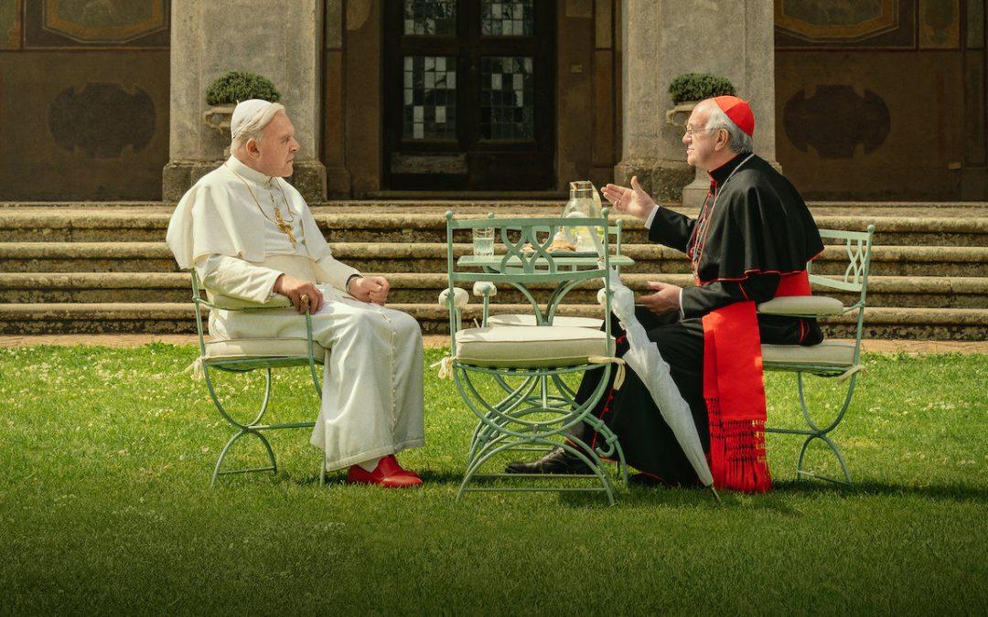 """""""Двамата папи"""": реалността през погледа на криво огледало"""