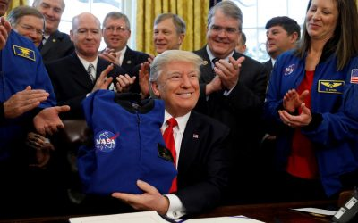 2020 г. ще е решаваща година за лунната програма на Доналд Тръмп
