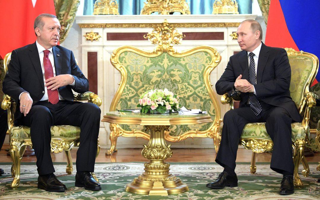 Ердоган ще загуби, защото Путин играе с белязани карти