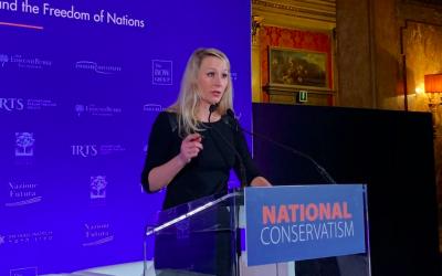 Сред националните консерватори