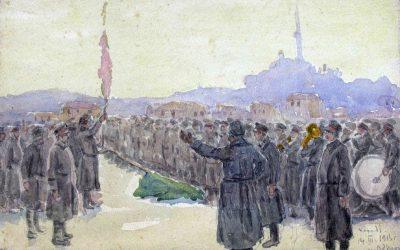 26 март: Одрин падна!