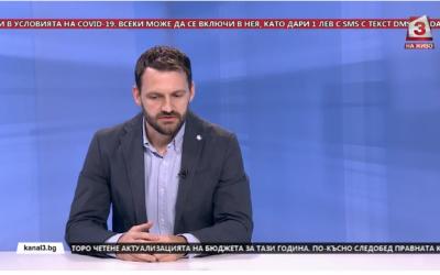 """Никола Бушняков в """"Имате Думата"""" за кризата като възможност"""