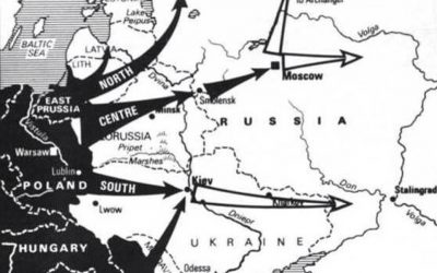Датата 22 юни 1941 г. и светът, който тя създаде