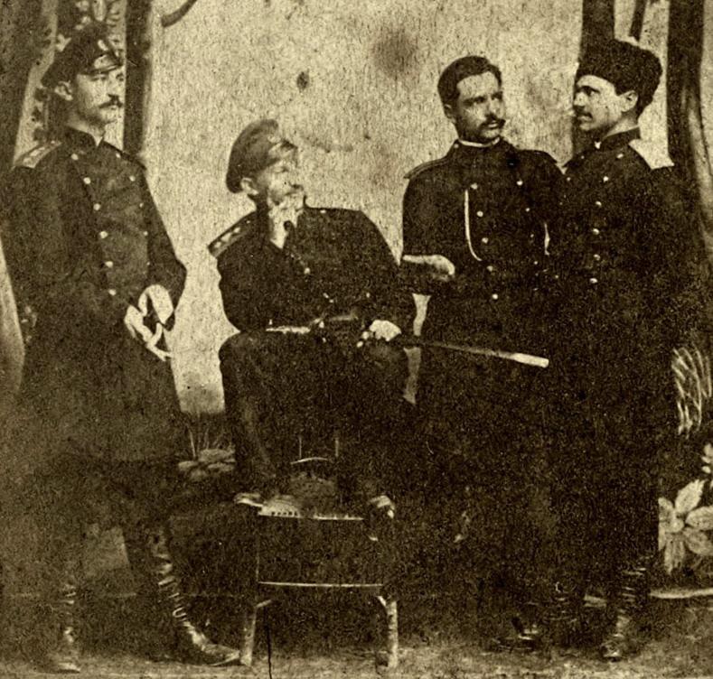 Иван Шишманов като доброволец във войната
