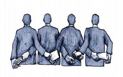Корупцията е симптом