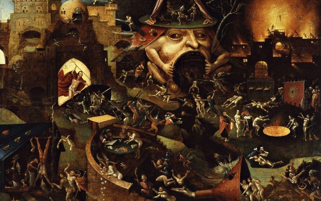 """Седемте смъртни гряха според ляво-либералната """"религия"""""""