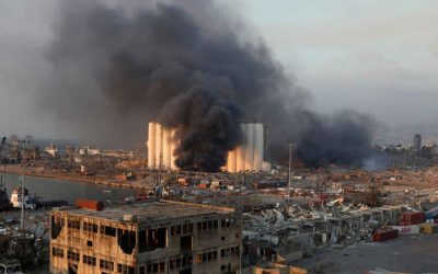 Катастрофата в Бейрут