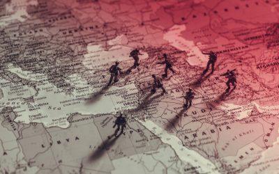Лагерите в Близкия изток са вече факт