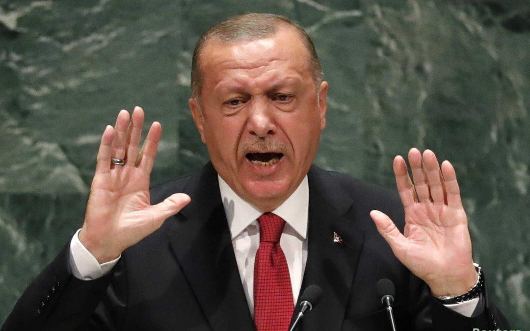 Турция на шест морета