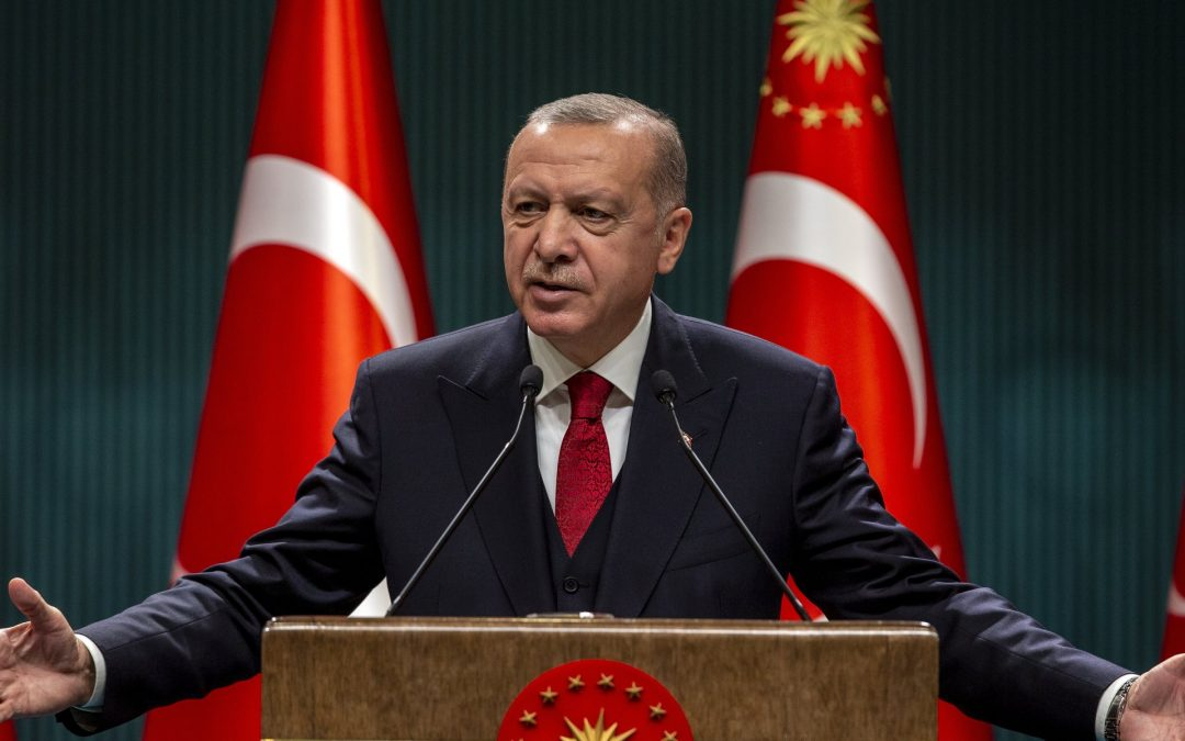 Проклятието на Ердоган е неговото спасение