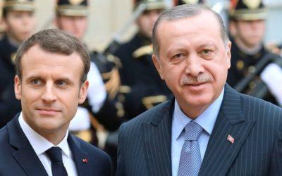 Макрон срещу Ердоган на геополитическата арена